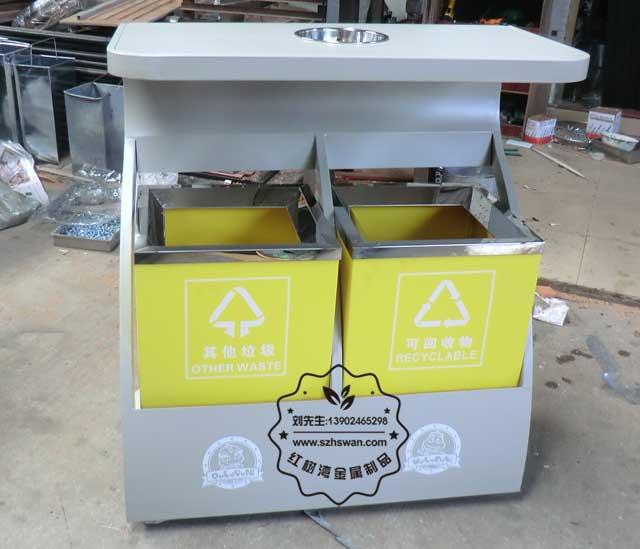 自动挂桶垃圾车图片_把垃圾桶_办公室垃圾漏桶